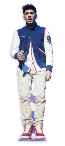 Star Cutouts Cut Out of Zayn Malik 1 Direction by Star Cutouts Ltd by Star Cutouts