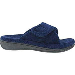 Vionic Women's Relax Slippers Navy 10 M