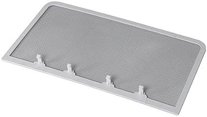 Fan Tastic Vent U1550WH Ultra Breeze Bug Screen Kit   White
