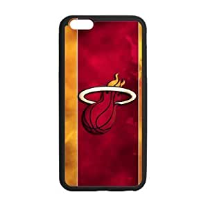 Cutomize NBA Miami Heat Logo Ultimate Protection Scratch Proof Case TPU Skin for iphone 4 4s Cover inch