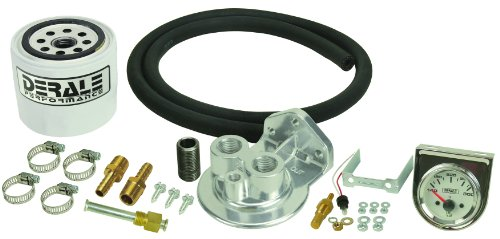 (Derale 13091 Transmission Filter Kit )