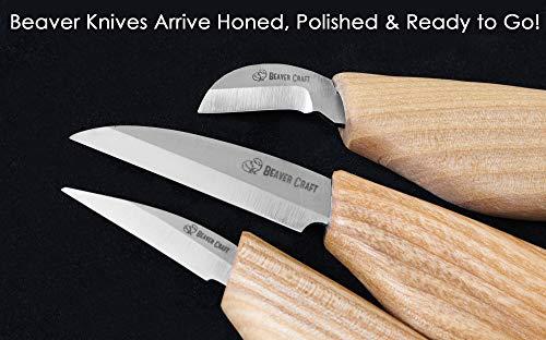 beavercraft wood carving tools