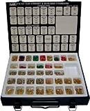 Schlage & Kwikset 2n1 Pro Pin Kit for Re-keying (Metal)