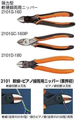 Bahco 2101G-125 Ergo Side Cutting Pliers