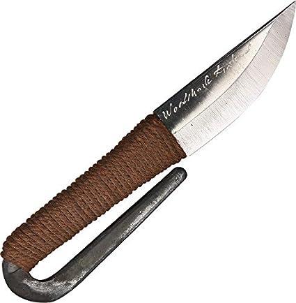 Amazon.com: Kellam cuello cuchillo cuchillo de hoja fija ...