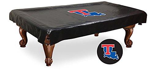 (NCAA Louisiana Tech Bulldogs Billiard Table Cover, 7-Feet)