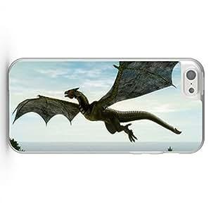 Janmaons iPhone 5C Case - Digital Art Green Case for iPhone WvVrX