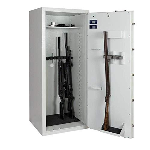 Sistec-Waffenschrank-SWT-1603-13-Elektronisches-Tastenschloss-La-Gard-Basic-Grad-1-nach-EN-1143-1-H160xB65xT55-cm-300-kg