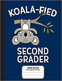 photograph relating to Printable Books for 2nd Graders called Koalafied Minute Grader Broad Dominated Structure Ebook: Most important