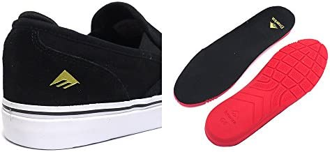SHOES シューズ スニーカー WINO G6 SLIP ON 黒/白/ゴールド BLACK/WHITE/GOLD スケートボード スケボー SKATEBOARD