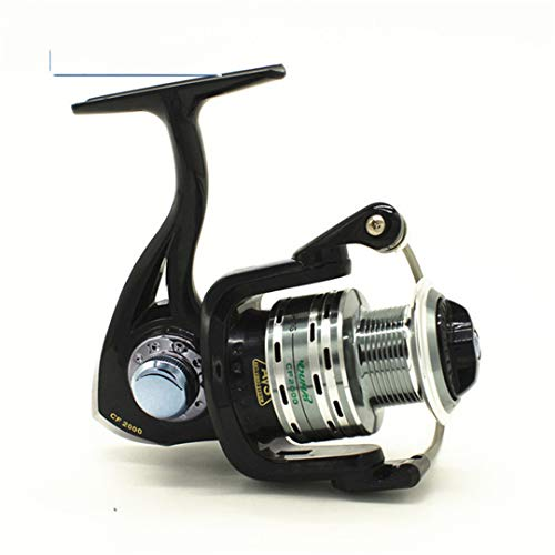 KEHAINIU Freshwater Spinning Reel 10+1BB 500 to 6000 Series 5.1:1 4.7:1 Gear Ratio Carp Fishing 6000 Other 11 Right H