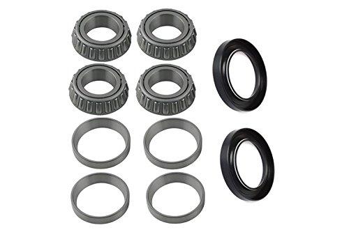 Wheel bearing kit for folding trailer - (0.9780 inch) - (24.87 mm) ()