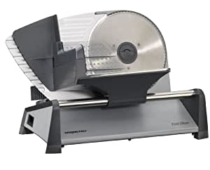 Waring Pro Fs155amz Professional Food Slicer Stainless