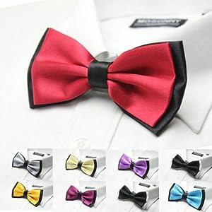 Flairs New York Little Gentleman's Kids Bow Tie and Suspenders