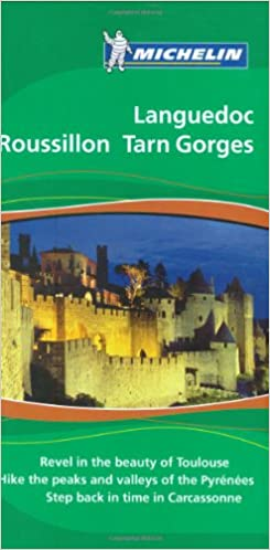 Michelin the Green Guide Languedoc Roussillon Tarn Gorges (Michelin ...