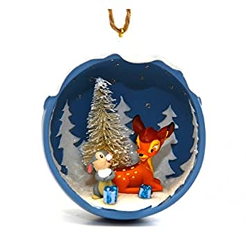 Disney Bambi Et Pan Pan Decoration D Arbre De Noel Disneyland