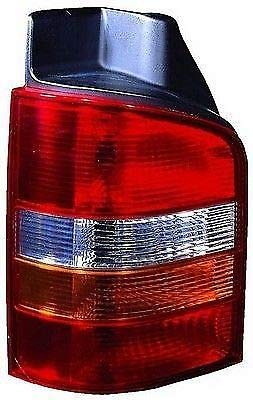 Trade Vehicle Parts VK8006 Rear Light Lamp Driver Side Clear Indicator Lens Tailgate Models