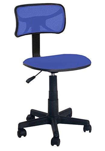 Urban Shop Swivel Mesh Task Chair, Royal Spice by Urban Shop