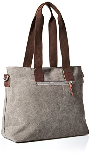 Handbags Grey Tote Women Messenger Satchel Top Purse Handle Bag Shoulder for ToLFE Bag x1FwAtp