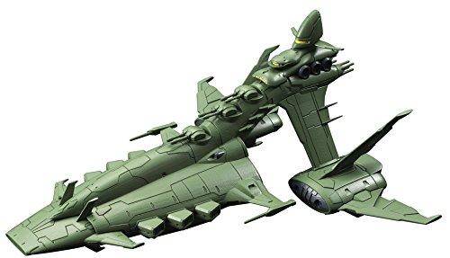 コスモフリートスペシャル 機動戦士ガンダム THE ORIGIN ムサイ改型ワルキューレ PVC製 塗装済み完成品フィギュア Cosmo Fleet Special - Mobile Suit Gundam The Origin Musai Kai Class Valkyrie MegaHouse Japan