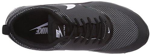 Max Air NIKE White Black Noir Chaussures 017 pour Wmns Thea femme Schwarz qE4ABH