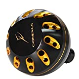 Cheap GOMEXUS Power Knob Compatible for Shimano Stella SW Twin Power SW Penn Clash 5000 6000 8000 Spinning Reel Ocea Conquest 300 Baitcasting Reel Handle Replacement Direct 45mm Metal Round