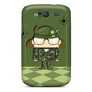 For Galaxy S3 Protector Case Private Android Phone Cover