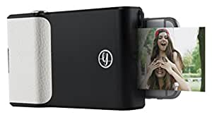 Prynt PW200006-BL Get Instant Photo Prints with The Prynt Case for iPhone 6 Plus / 6s Plus / 7 Plus - Black