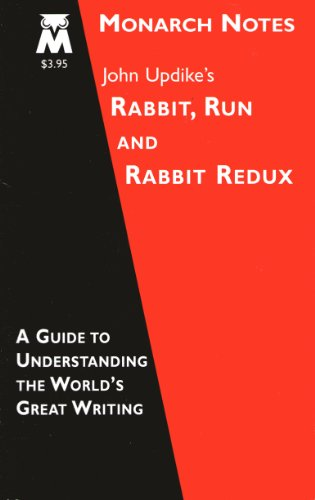 john updike rabbit run essays Higher gossip has 87 ratings john updike's essays are such a pleasure to read because his writing voice (rabbit, run rabbit redux.