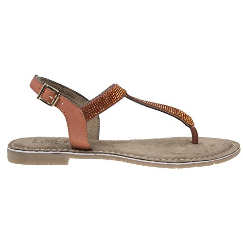 LOTUS Duca Sandals Orange Orange 6bPRaR
