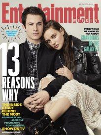 Entertainment Weekly Magazine (May 19, 2017) 13 Reasons Why Cover