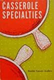 img - for Casserole Specialties book / textbook / text book