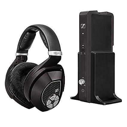 fde3ebafb07 Buy Sennheiser RS 185 RF Wireless Headphone System (Black) Online at ...