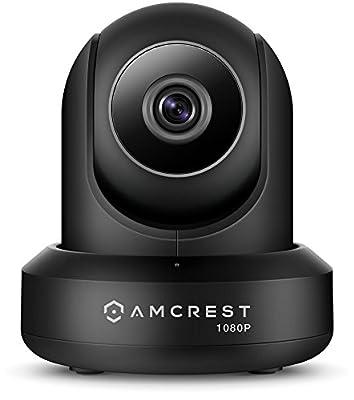 Amcrest ProHD 1080P WiFi Wireless IP Security Camera - 1080P (1920TVL), IP2M-841