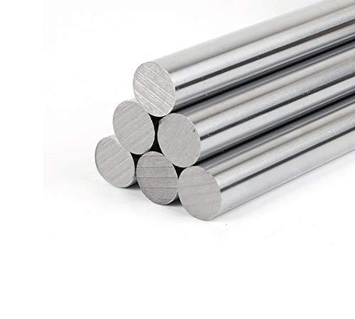 Ochoos 4pcs//lot 25mm Linear Shaft 1000mm Long 25x1000mm Chromed Plated Hardened Shaft Rod bar for CNC 3D Printer Parts