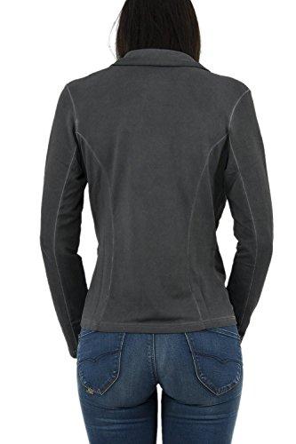 Taille Noir Allsize Violette Grande Métropole Chemise Homme pfFz4q6w6x