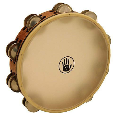 Black Swamp BSTD3S 10-Inch Sound Art Tambourine, Double Row by Black Swamp