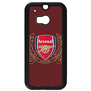 Unique Arsenal Football Club Logo Photo Phone Case Hrad Plastic Case Cover For Htc One M8
