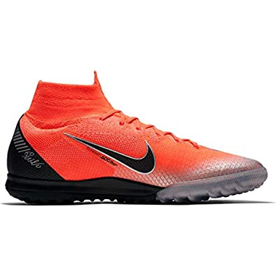 03279de4a8f45 Amazon.com | Nike CR7 SuperflyX 6 Elite (TF) (Crimson) | Soccer