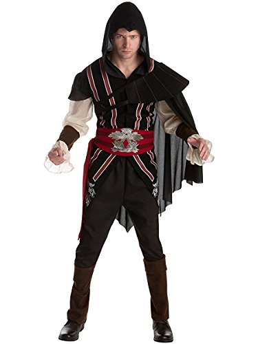 Ezio Auditore Costume (Adult Assassin's Creed Ezio Classic Costume)