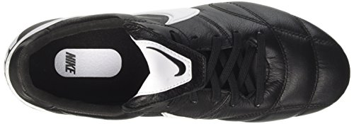 Nike Men's The Premier Ii Sg Footbal Shoes Black (Black/White/Black) TOlxtAQy