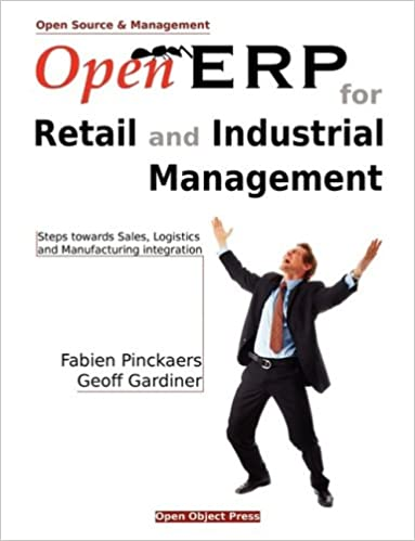 openerp for retail and industrial management