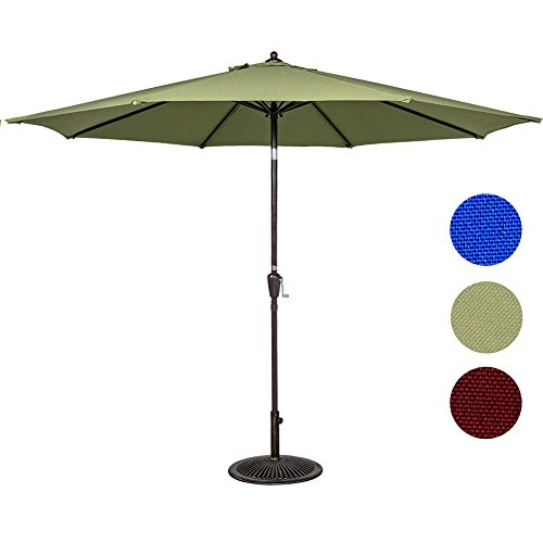 Sundale Outdoor Solution Resistant Umbrella