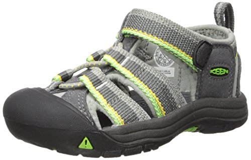 Big Kids Racer - KEEN Little Kid (4-8 Years) Newport H2 Racer Gray Sandal - 13 M US Little Kid