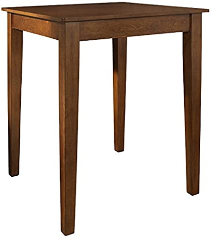 Merveilleux Crosley Furniture 32 Inch Tapered Leg Pub Table   Classic Cherry