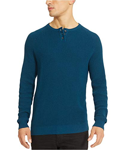 Kenneth Cole Reaction Thermal Henley Sweater (Kenneth Cole Reaction Sweatshirt)