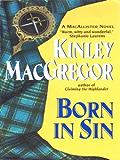 Born in Sin (Brotherhood/MacAllister series Book 3)