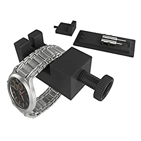 The Winkster - #1 Home Watch Band Link Adjuster - Bracelet Wrist Watch Jewelry Repair Tool Used for Band Pin and Link Removal for Adjustment Adjusting Metal Wristbands PORTABLE