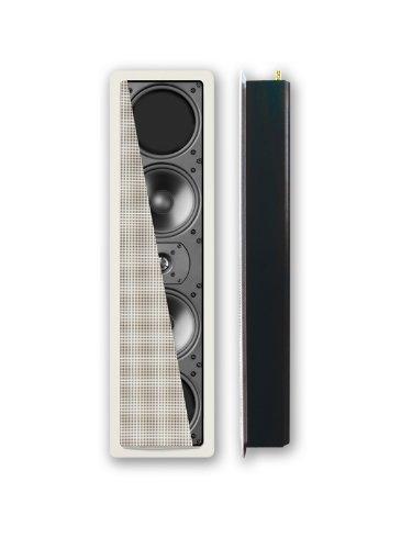 Definitive Technology in-Wall Rls III Speaker (Single, White)