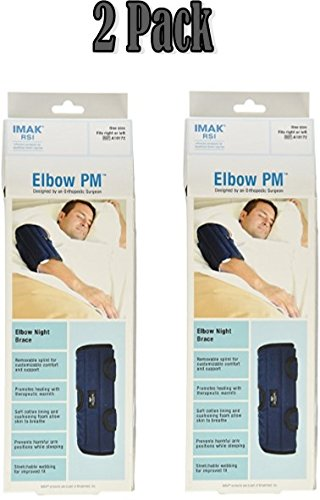 ElbowPM Night Brace A10172, Pack of 2